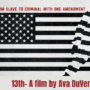 """Discussion Group – The movie """"13th"""""""